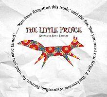 The Little Prince by Mel Barrett
