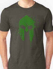 Spartan Blood - green warrior Unisex T-Shirt