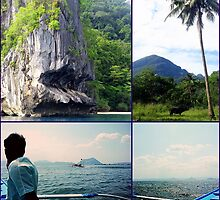 Philippines Island Hopping by Tleighsworld