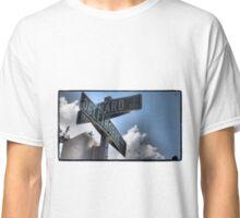 On the Corner of Oglethorpe Classic T-Shirt