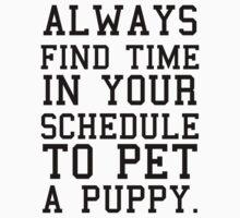 Pet A Puppy by sabrinasinbin
