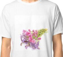 Purple And  Pink Classic T-Shirt