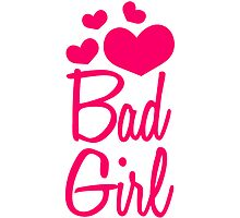 Bad girl good girl heart by Style-O-Mat