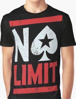 No Limit Poker Graphic T-Shirt