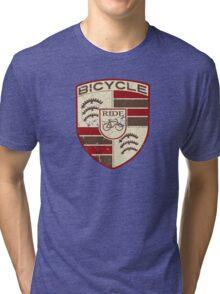 Bicycle classic Tri-blend T-Shirt