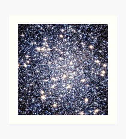 Star Pattern | Mathematix by Sir Douglas Fresh Art Print