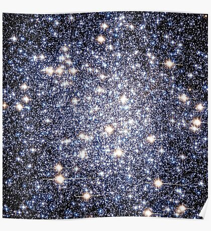 Star Pattern   Mathematix by Sir Douglas Fresh Poster