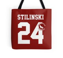 "Teen Wolf - ""STILINKSI 24"" Lacrosse Tote Bag"