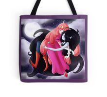 PB and Marceline Tote Bag