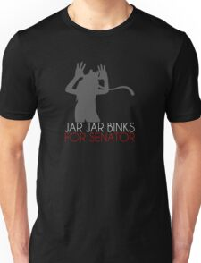 GEEC Club -Vote Jar Jar- Unisex T-Shirt