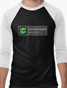Gelatinous Cube Achievement  Men's Baseball ¾ T-Shirt