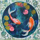 Circle Pond by Maria Pace-Wynters