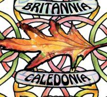 Britannia Sticker