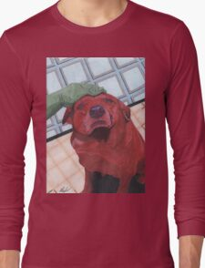 red mike Long Sleeve T-Shirt