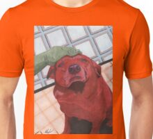 red mike Unisex T-Shirt
