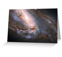 LEO Galaxy | Mathematix by Sir Douglas Fresh Greeting Card