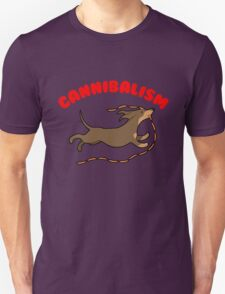 Sausage Dog Cannibal T-Shirt