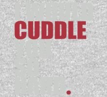 cuddle (red/gry) One Piece - Short Sleeve