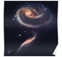 Spiral Galaxy | Mathematix by Sir Douglas Fresh Poster