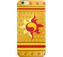 My little Pony - Sunset Shimmer Cutie Mark V4 iPhone Case/Skin