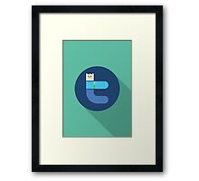 Adventure network 1 Framed Print
