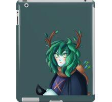 Huntress Wizard, Unmasked. iPad Case/Skin