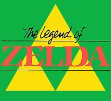 The Legend of Zelda by Studio Momo╰༼ ಠ益ಠ ༽