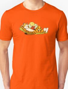 enjoyed Calvin And Hobbes T-Shirt