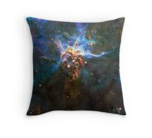 Expanse of God's Universe | Galaxy Mathematix Throw Pillow