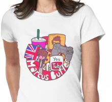 Marcus Butler Womens Fitted T-Shirt