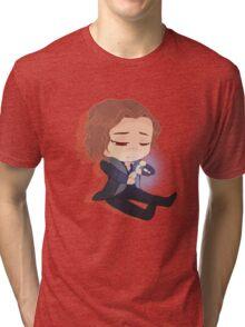 Chibi Rumple Tri-blend T-Shirt