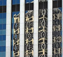Financial Reflections II © by Ethna Gillespie