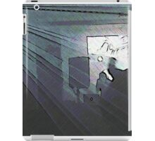 BLACK Electronic Underground #16 iPad Case/Skin