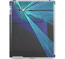 BLACK Electronic Underground #15 iPad Case/Skin