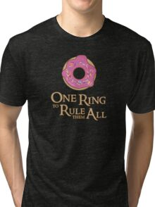 One Ring to Rule Them ALL Tri-blend T-Shirt