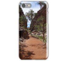 Alice Springs-Simpson Gap iPhone Case/Skin