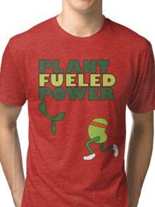 Runner Bean - Plant Fueled Power Tri-blend T-Shirt
