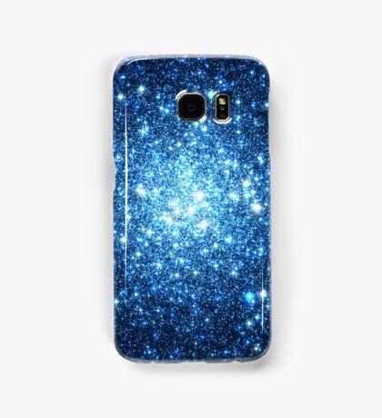 Blue Star Cluster Triangle | Fresh Universe Samsung Galaxy Case/Skin