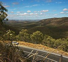 Mulligan Highway, Far North Queensland by Tim Burgess