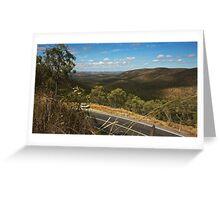 Mulligan Highway, Far North Queensland Greeting Card