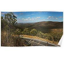 Mulligan Highway, Far North Queensland Poster