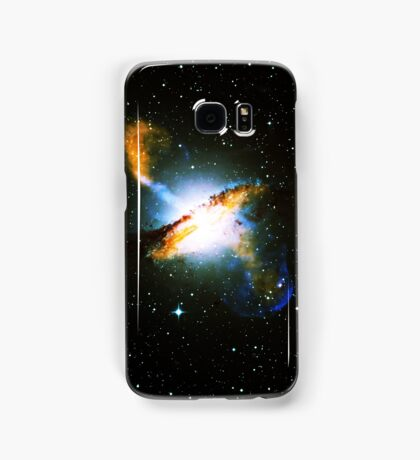 Centaurus A Print & Poster | Fresh Universe Samsung Galaxy Case/Skin