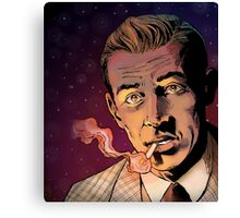 Benny Inked - Full Colour Canvas Print