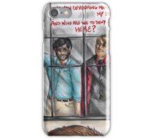 Hannibal - It's man devouring man, my dear iPhone Case/Skin