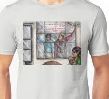Hannibal - It's man devouring man, my dear Unisex T-Shirt