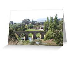 Richmond, Tasmania Greeting Card