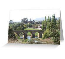 Richmond, Tasmania Greeting Card