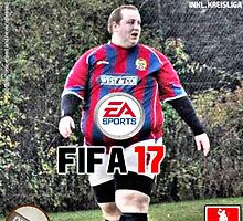 FIFA 17 Cover Photo by Mike Berg