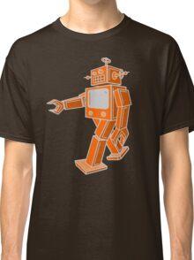 Robot Walk Classic T-Shirt