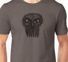 Hungry Undead Skull Unisex T-Shirt